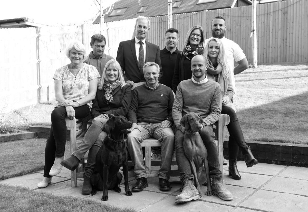 Property developer in Epsom Oakton Developments Ltd team photo