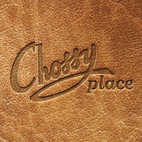 Logo for the Chossy Place development, offering new property for sale in Epsom Surrey