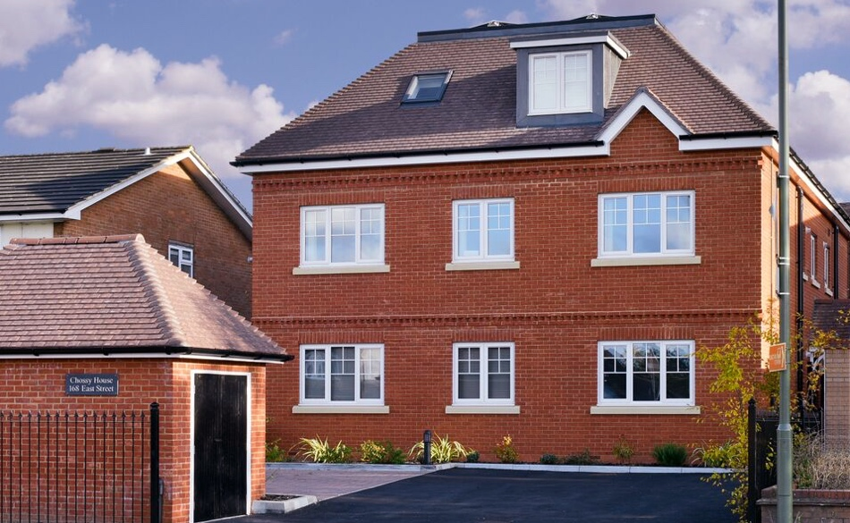 New flats in Chossy Place, a new property for sale in Epsom Surrey