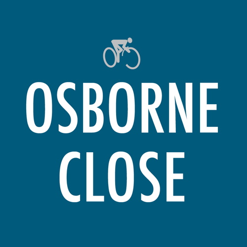 Osborne Close new homes for sale in Surrey logo