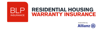 Residential Housing Warranty Insurance BLP Insurance Logo for Oaktons' new houses for sale in Surrey