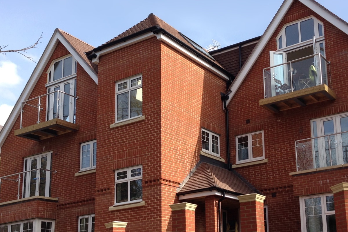 Elizabeth Place – An exclusive gated development of six elegant new flats for sale in Epsom Surrey