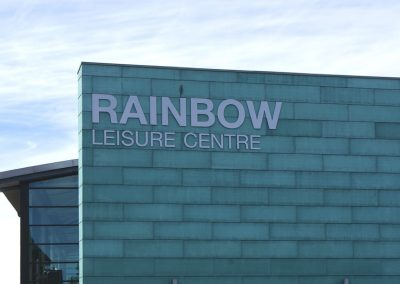 The Rainbow Leisure Centre and Spa Experience