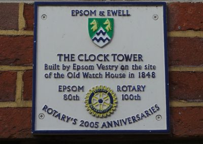 Around Epsom and Ewell