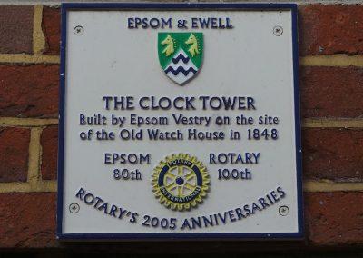 Around Epsom and Ewell