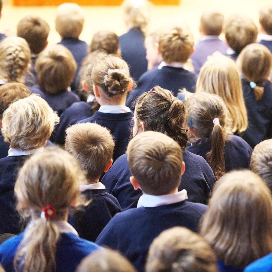 Epsom schoolchildren