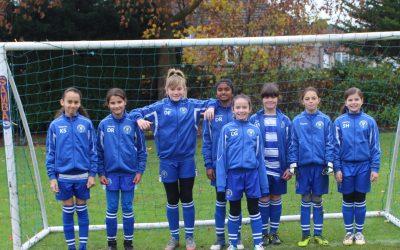 Oakton Developments supporting Epsom girls in sport.
