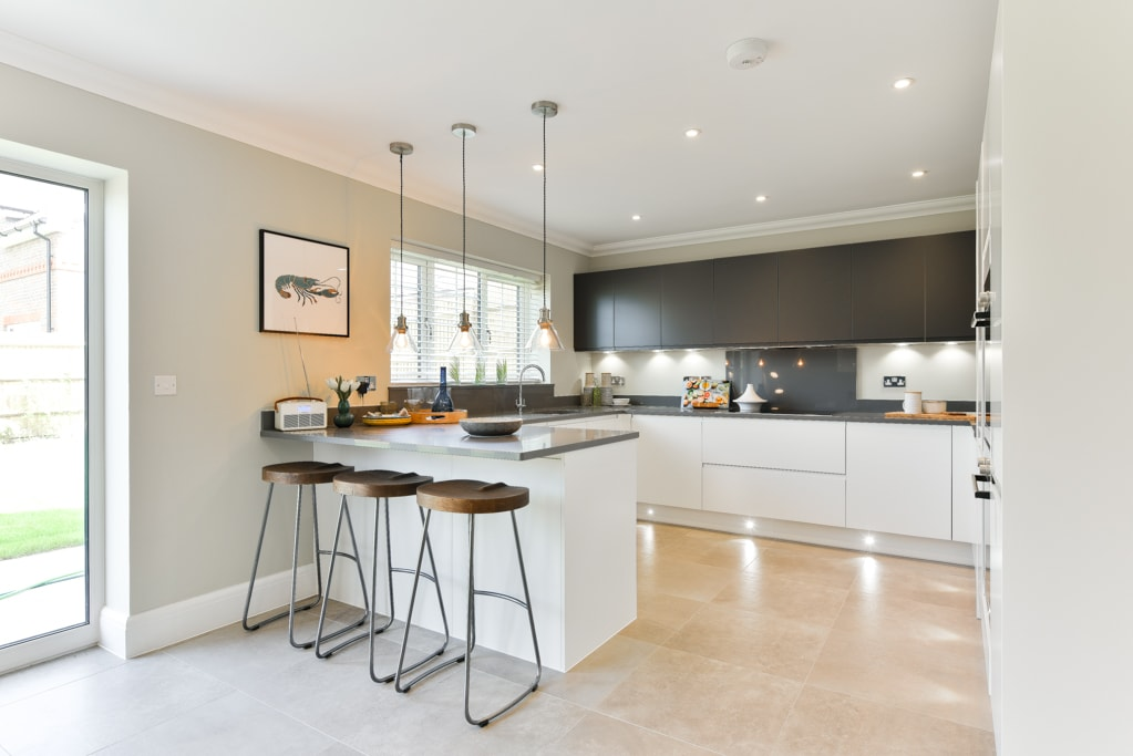 New Build Luxury Home, Henrietta Place, Woodlands Road, Epsom