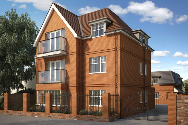 Five exclusive new apartments in Epsom