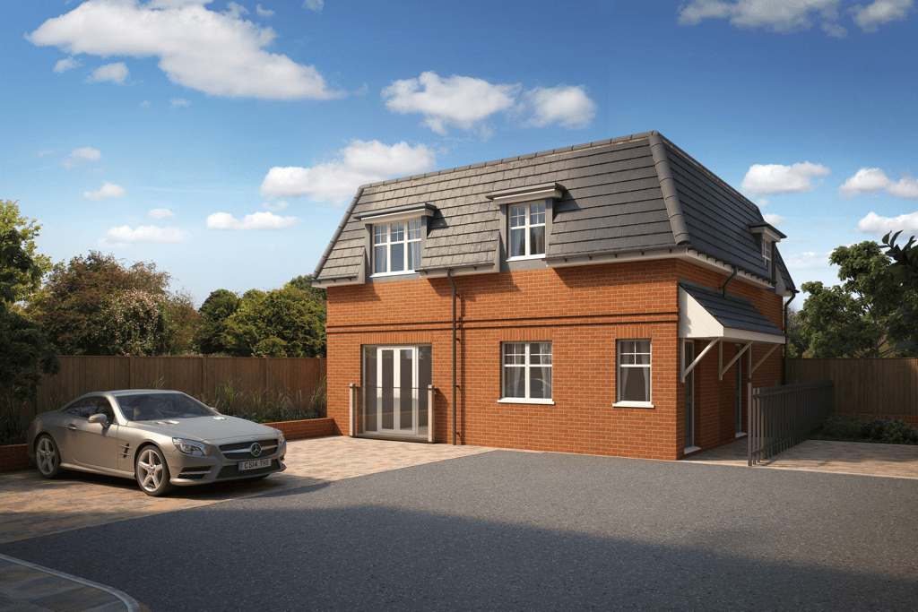 New Build Luxury Apartment in Epsom, Surrey