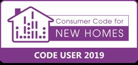 consumer code logo 2019